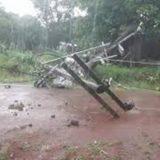 Una mujer murió electrocutada durante el temporal de anoche en Posadas