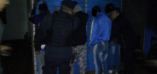 Detuvieron a un grupo de jóvenes por causar disturbios en inmediaciones de una escuela en Oberá