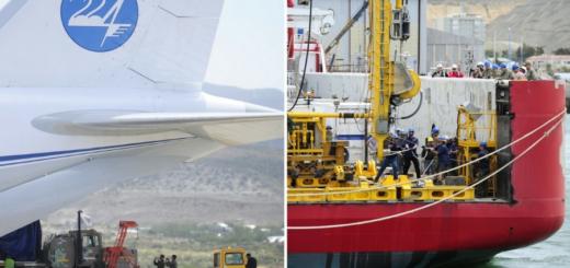 Gran despliegue tecnológico de las fuerzas de Estados Unidos y Rusia para la búsqueda del ARA San Juan