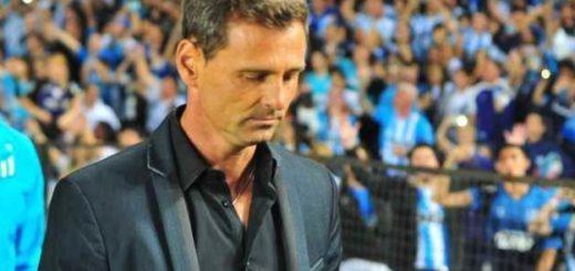 Renunció Cocca y Racing se quedó sin DT tras perder el clásico con Independiente