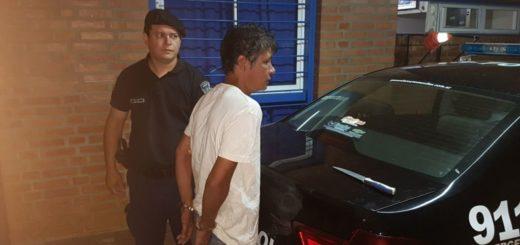 Tenía prohibido acercarse a la casa de su ex y apareció ebrio y armado