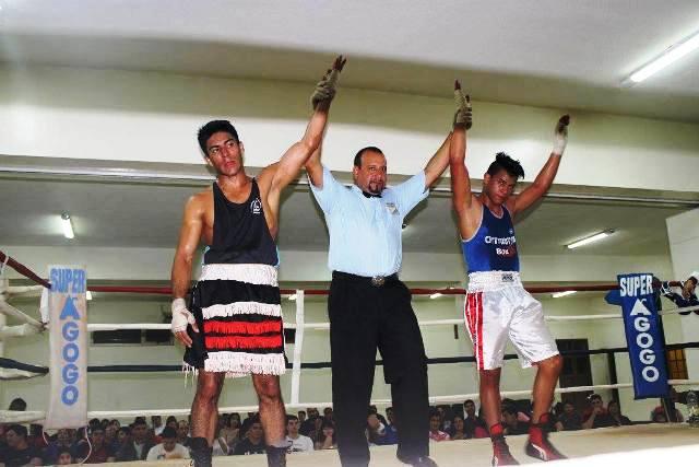 Saldo invicto para Iguazú en la velada boxística del pasado viernes