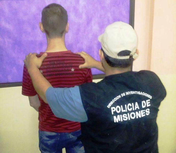 Detuvieron en Posadas a un prófugo de la Justicia bonaerense acusado por violación