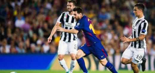 Champions League: el Barcelona de Messi visita a la Juventus de Higuaín y Dybala