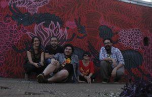 Finaliza el proyecto Muros de Amor Locura y Muerte, murales en homenaje a Horacio Quiroga