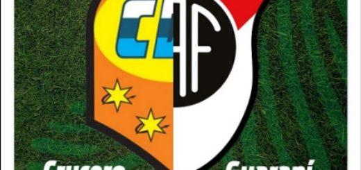 """Crucero y Guaraní bajo el eslogan """"El Deporte Nos Une"""""""