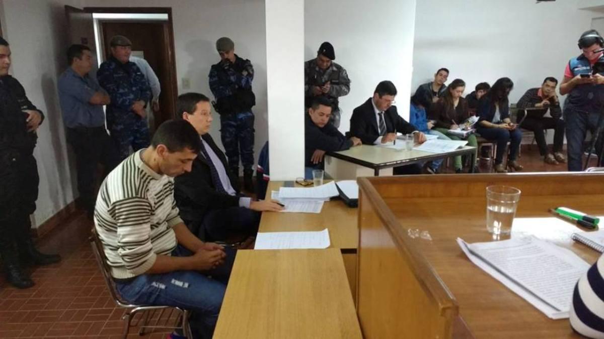 Condenaron a ocho años de cárcel a los asaltantes de la familia Nolff en Eldorado