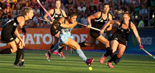 Liga Mundial: Las Leonas quedaron eliminadas al perder con Nueva Zelanda por 2 a 1