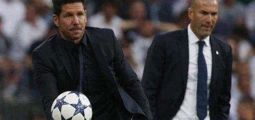 Esta tarde el Atlético de Madrid y el Real Madrid, protagonizarán una nueva edición del clásico español