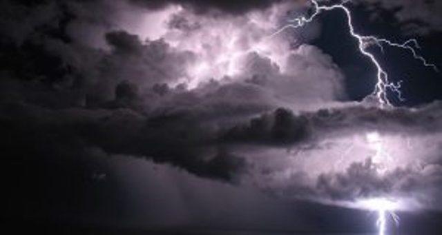Lluvias y tormentas para hoy en Misiones