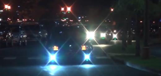 Antes de conducir su automóvil en horario nocturno, no puede dejar de ver las recomendaciones de EDUCACIÓN VIAL