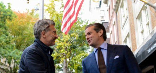 Macri comienza su agenda en Nueva York con un homenaje a las víctimas del atentado