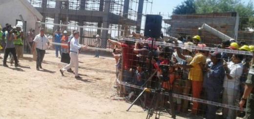 Polémica por una imagen de Macri en Salta