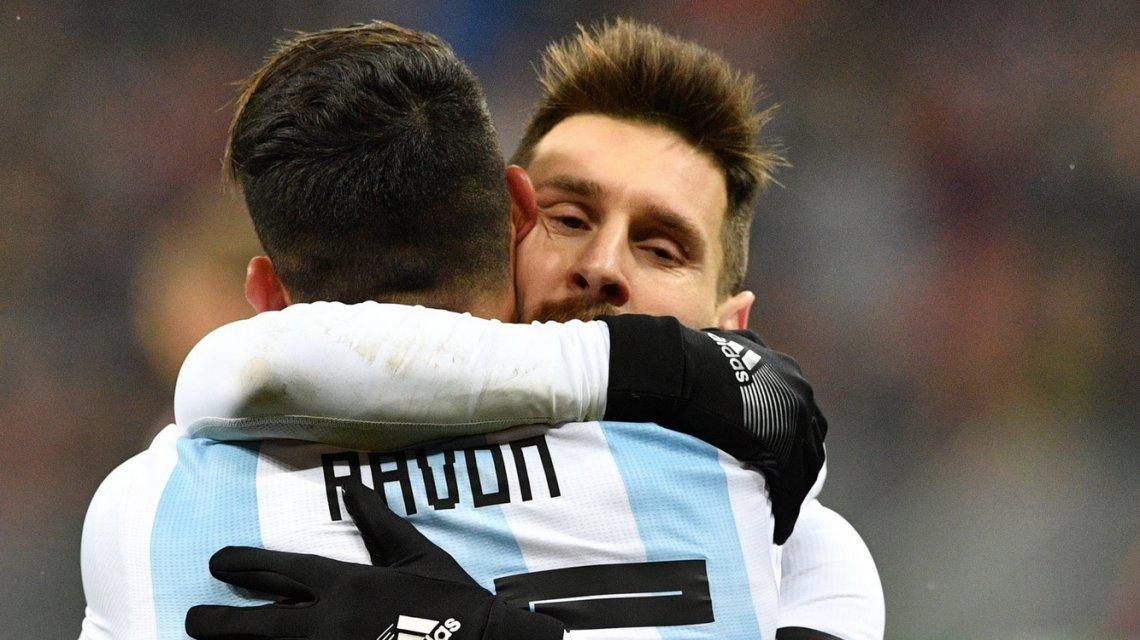 Messihabló de Pavón: «Puede ser un jugador importante para la Selección»