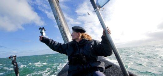 ¿Quién es Eliana Krawczyk?, la misionera que viaja a bordo del submarino San Juan que está desaparecido