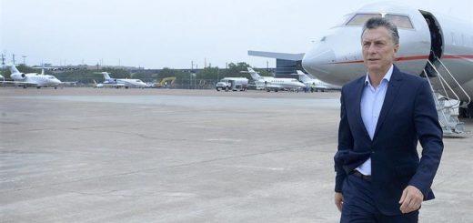 El presidente Mauricio Macri viaja a Nueva York en busca de inversiones