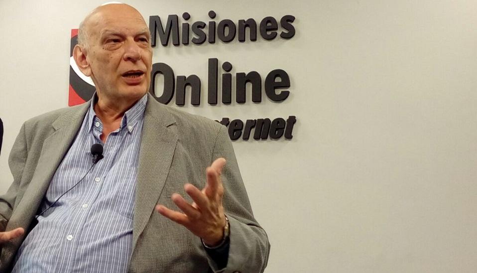 """Luis Pastori: """"Misiones deberá ser compensada por una eventual baja de Ingresos Brutos"""""""