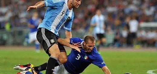 Argentina jugará con Italia un amistoso antes de Rusia 2018 pero ¿Cómo llegarán los italianos luego de quedar afuera?