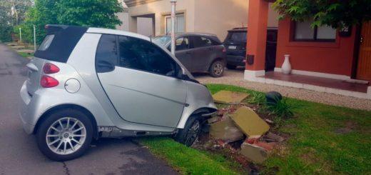 Balearon el auto y la casa de Hernán Piquín durante un violento robo