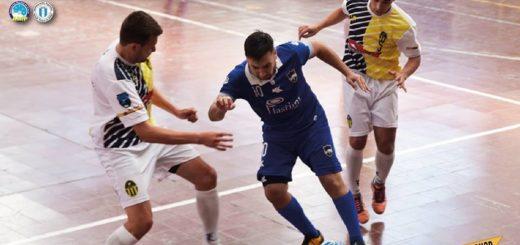 Futsal: Plastimí de Posadas, con rendimiento y puntaje ideal en el torneo División de Honor