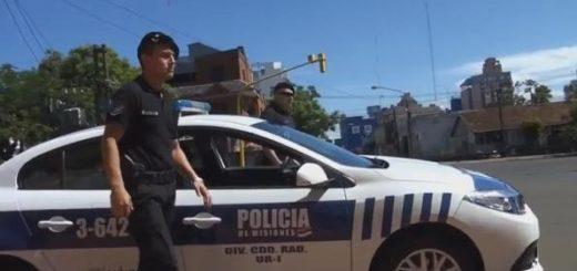 Secuestraron en Jardín América una camioneta robada en Posadas