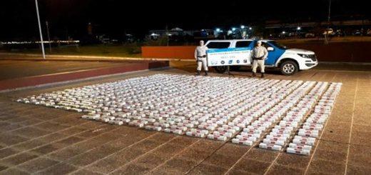 Secuestraron en Misiones mercadería ilegal valuada en más de medio millón de pesos en Misiones