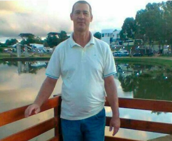 Waldemar Muller, delegado interventor del flamante municipio Pozo Azul