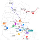 Presentaron en Washington el proyecto para convertir en autovía la Ruta 12 de Puerto Iguazú a Saenz Peña, Chaco
