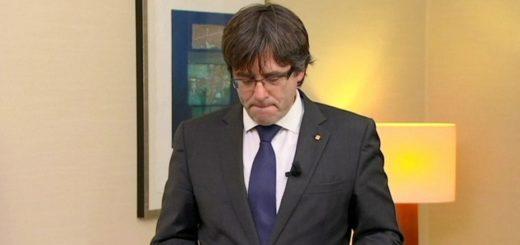 España: Carles Puigdemont se entregó a la policía belga