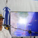 """Balbi: """"No hay fecha para finalizar la búsqueda del submarino"""""""