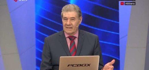 Víctor Hugo Morales fue despedido de C5N