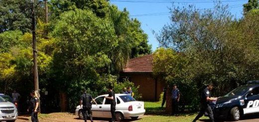 Eldorado: para detener a Yoni Guasón la Policía debió utilizar hasta cartuchos de estruendo