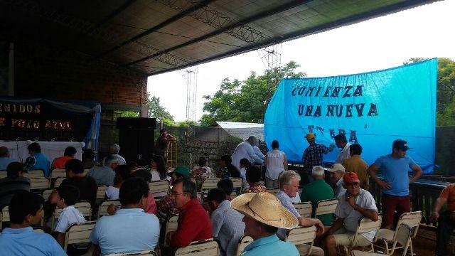 Buscan hacer de Pozo Azul un municipio modelo