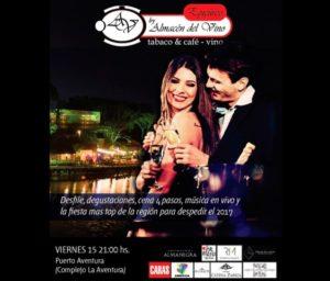 Epicúreo organiza una cena top en Posadas que se reflejará en la Revista Caras y América TV
