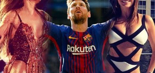 Messi, con 80 millones, encabeza la lista Forbes de latinos mejor pagados