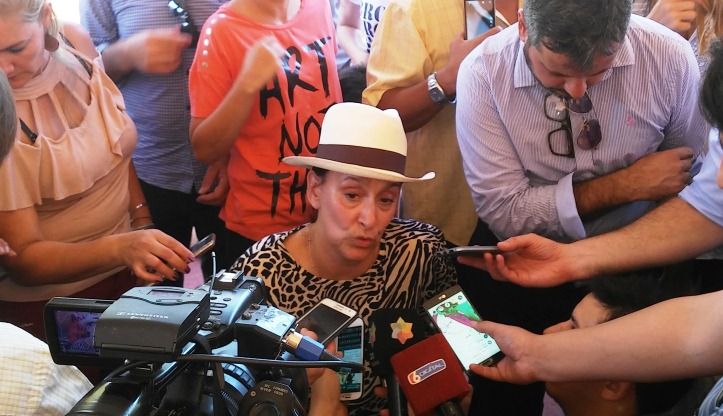 Desafuero de CFK: desde Posadas Michetti se mostró cauta pero advirtió que la Justica debe tener otros tiempos