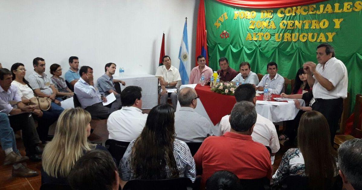 El foro de concejales del Ato Uruguay planteó que el Hospital de San Vicente sea de Nivel III