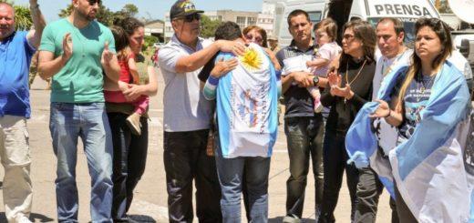 Familiares de los tripulantes del ARA San Juan rechazan que se decrete un duelo nacional y piden hablar con Macri