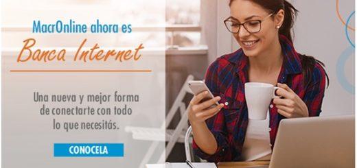 Más de 520 mil clientes de Banco Macro ya utilizan la nueva Banca Internet