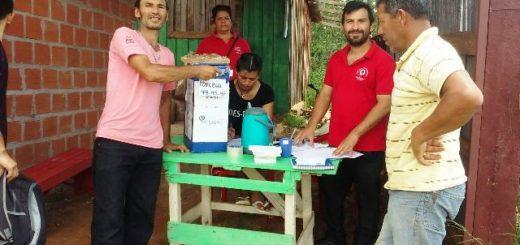 Nueve barrios de Posadas eligieron sus autoridades