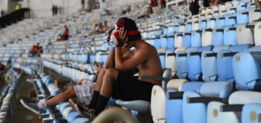 El polémico tuit desde la cuenta de Independiente contra los hinchas de Flamengo