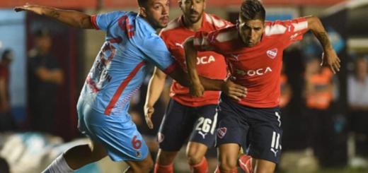 Superliga: Independiente le ganó a Arsenal en la antesala de la gran final de la Copa Sudamericana