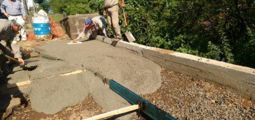 El municipio concluyó la obra del muro de contención del Cerro Pelón