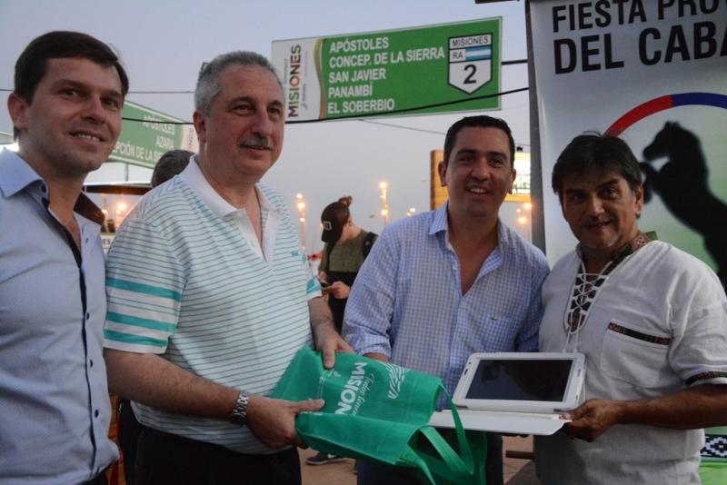 Arrancó la Feria Provincial de Turismo #TodosTenemosMisiones