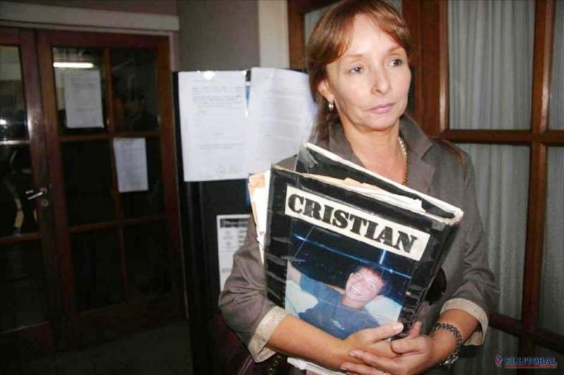 A 14 años del secuestro y desaparición de Cristian Schaerer, su madre conserva la esperanza de hallarlo con vida