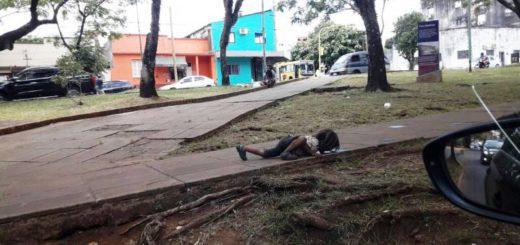 Desarrollo Social, Asuntos Guaraníes, Salud, el Ministerio de Gobierno y la Municipalidad de Posadas se reúnen para atacar la situación de calle de los guaraníes
