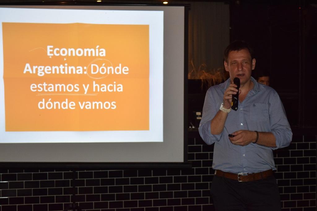 Para Guillermo Knass, la economía argentina continuará creciendo en 2018