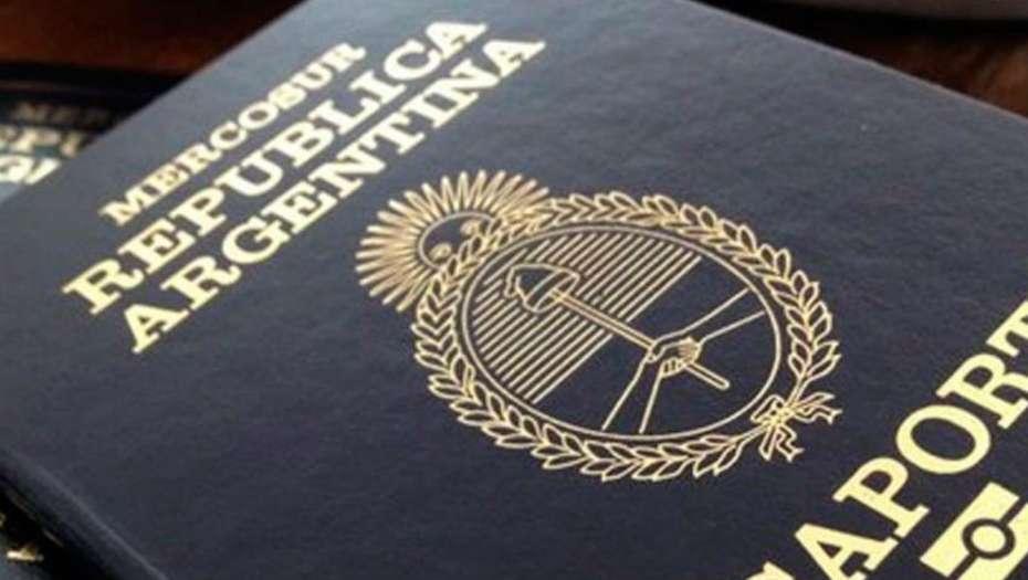El pasaporte valdrá casi el doble: aumenta de 550 a 950 pesos