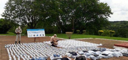 Vuelven a frustrar el ingreso de contrabando a Puerto Iguazú