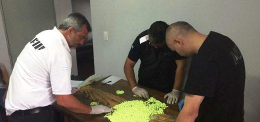 Incautaron 37 mil pastillas de éxtasis y metanfetaminas que iban a ser comercializadas en fiestas electrónicas durante el verano